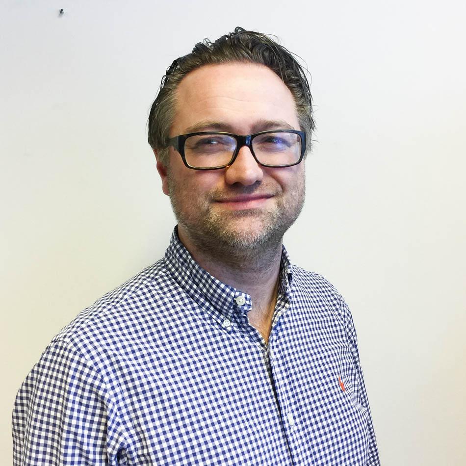 Øystein Haugen i Netsolution